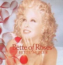 ★☆★ CD Bette MIDLERBette of rosesCDATLANTIC1995Germany