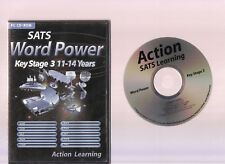 WORD POWER SATS KEY STAGE 3 11-14 YEARS. EDUCATIONAL SOFTWARE FOR THE PC!!