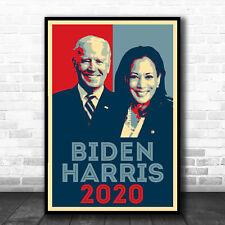 "Biden Harris 2020 Election Democratic Poster Art 24""x36"""