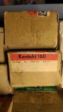 Schweißelektroden KONTAKT 160 - 3,25 - 5 KG DDR Restbestand
