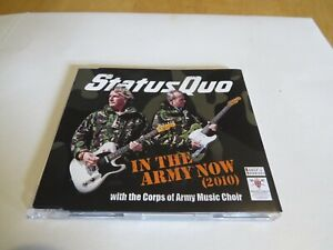 STATUS QUO - In The Army Now (2010) - CD Single - 2010 - 5 tracks