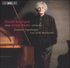 Ronald Brautigam Plays Joseph Haydn (CD, Jan-2005, BIS (Sweden))
