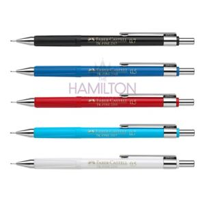 FABER-CASTELL TK-FINE 2315/17 MECHANICAL PENCIL - Choice of Colour and Lead Size
