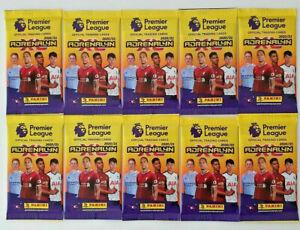 20 x 2020 2021 PANINI Adrenalyn Premier League Sealed Packs 60 Soccer Cards