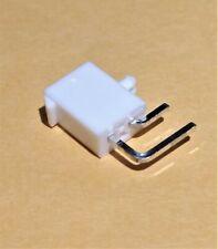 5 Pcs. Molex 39-30-0020 2 Pin Mini-Fit Jr. Male Right Angle Thru-Hole Connector