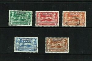 Barbados: 1939, Tercentenary of General Assembly, Fine used