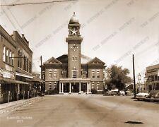 Greenville, Alabama 1953 8x10 Sepia Photo FREE SHIPPING!