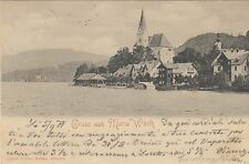 AUSTRIA - Maria Worth - Gruss aus Maria Worth 1901