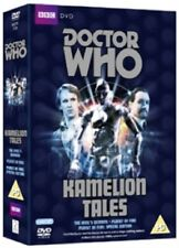 Doctor Who Kamelion Tales (Peter Davison, Janet Fielding) New Region 2 DVD