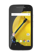 Motorola MOTO E 2nd Gen 8GB Black Unlocked XT1527 Smartphone z