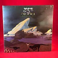 YES Drama 1980 UK Vinyl LP Gatefold Sleeve EXCELLENT CONDITION