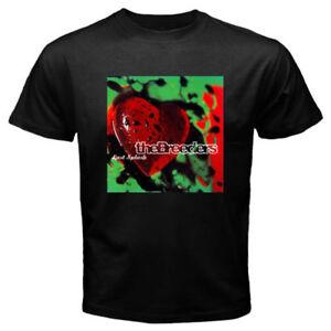 New The Breeders Last Splash Logo Men's Black T-Shirt Size S-3XL
