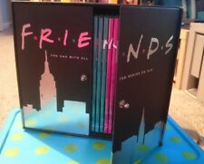 FRIENDS The one with all 10 series 30 DISC DVD LTD BOXSET (silver skyline DOORS)