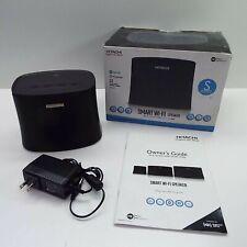 Hitachi W50 Wi-Fi Smart Wireless Speaker Black (LOOK DESCRIPTION) T47