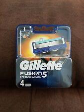 Gillette Fusion5 ProGlide Razor Blades for Men, 4 Refills *** FREE DELIVERY