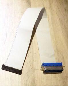 Amstrad 6128 PLUS Centronics to External Gotek or Openflops USB emulator cable