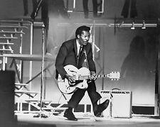 "Chuck Berry 10"" x 8"" Photograph no 6"