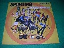 sporting bbc sound effects vol 20 LP 1978 REC 322