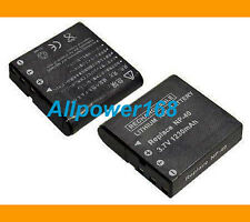 Battery for EX-FH20 EX-FC100 NP40 NP-40 Casio Exilim EX-Z850 Digital Camera NEW