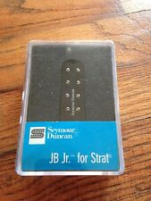 Seymour Duncan SJBJ-1B  JB JR For Strat Humbucker Pickup Black Single Coil Size