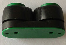 NAUTOS 91026 TG - SMALL COMPOSITE CAM CLEAT - GREEN TOP