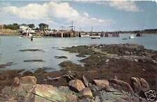 Postcard Maine Cape Porpoise Kennebunkport circa1950s Unused