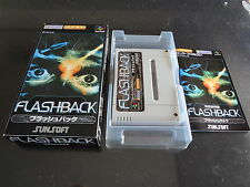 Flashback Nintendo Super Famicom Japan