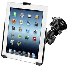 RAM Suction Cup Mount for iPad Original Size Ver. 2, 3, 4 Without Case or Sleeve