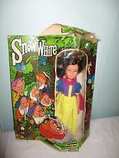 Very Rare Pedigree Snow White Doll. With Box. 11350. 1978. Sindy interest