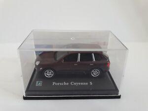 1/72COCHE CAR PORSCHE CAYENNE S HONGWELL CARARAMA