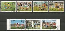 FOOTBALL Argentine 1978  S.TOMÉ E PRINCIPE  un lot de timbres oblitérés /T235