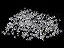 Herkimer Diamant - 10 Bergkristall Doppelender für Edelsteinwasser | 3 - 6 mm