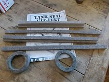 Jeep Willys MB GPW Fuel tank anti squeak kit / seal kit CORRECT G503