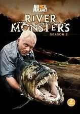 River Monsters Season 2 Region 1 DVD