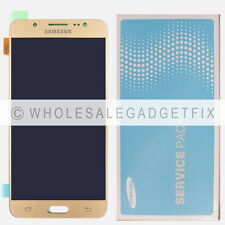 OEM Gold Samsung Galaxy J5 2016 J510FN J510Y LCD Screen Touch Screen Digitizer