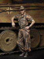 1:35 Waffen-SS Panzer Crew, Kursk 1943 6 High Quality Resin Figure Kit