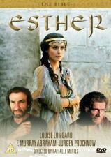 The Bible - Esther 1999 DVD by Louise Lombard F. Murray Abraham