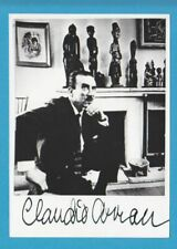 CLAUDIO ARRAU in person signed glossy PHOTO 5x7 inch AUTOGRAPH-Classic