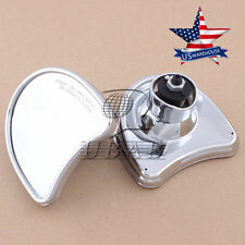 Chrome Batwing Fairing Mount Mirror for Harley Electra Street Glide  96-13 US