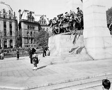 President John F. Kennedy lays wreath War Memorial Ottawa Canada New 8x10 Photo