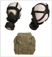 Maschera Antigas Militari Polizia MP5 COME NUOVA + Filtro