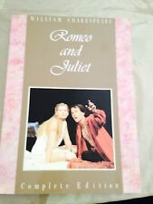 Romeo And Juliet William Shakespeare Complete Edition