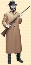 Outlaw Duster Coat - Canvas - Heritage Brand Size- 2X Color- Light Tan Light Tan