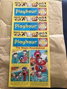 Playhour : 29th April, 17th June 1978