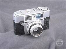 5127 - Agfa Optima 1A Agnar 45mm f2.8 Viewfinder  Film Camera