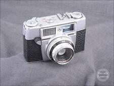 5127 - Agfa Optima 1A Agnar 45mm f2.8 Viewfinder  Film Camera