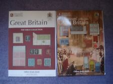 2 Stanley Gibbons Stamp Catalogues The Verus and Aureum Collections