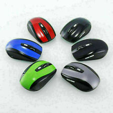 2.4Ghz Wireless Optical Mouse Mice+Usb Receiver For Pc Laptop Computer 1600Dpi