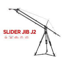"Konova Slider Jib J2 120cm(47.2"") Video Camera Mini Crane Portable Pocket Jib"