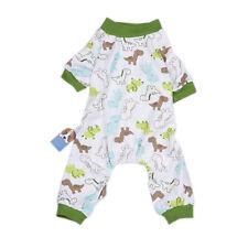 Lots Styles Dog Pet Pajamas Clothes Clothing Puppy Coat Cat Jumpsuit Apparel